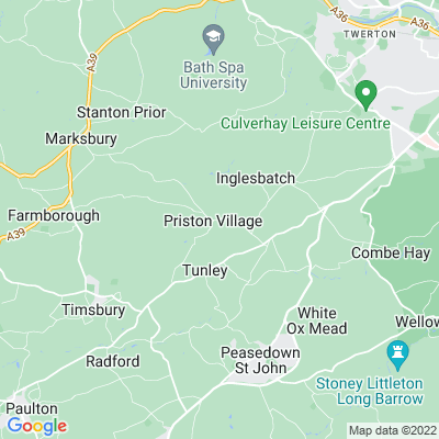 Priston Manor Location