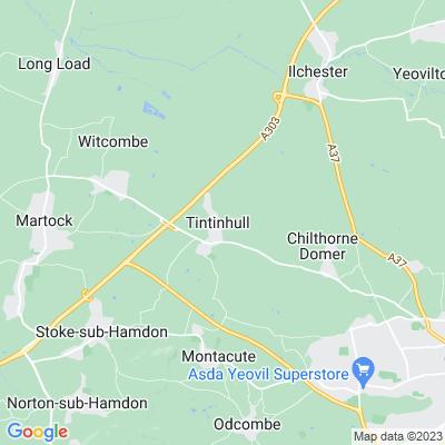 Tintinhull House Location