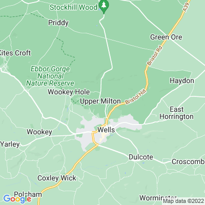 Milton Lodge and the Combe Location
