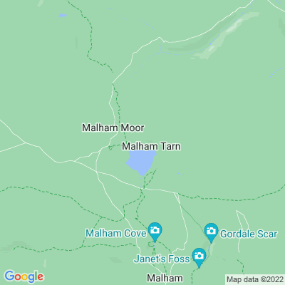 Malham Tarn House Location