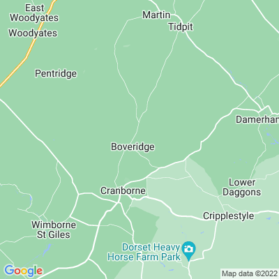 Boveridge House School Location