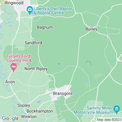 Avon Tyrrell Location
