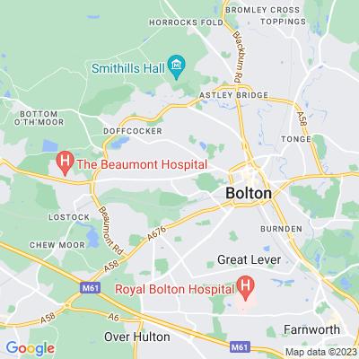 Gilnow Gardens Location