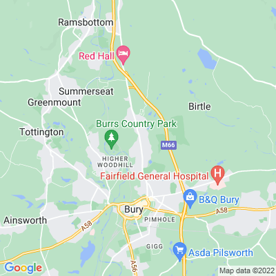 Limefield House Location