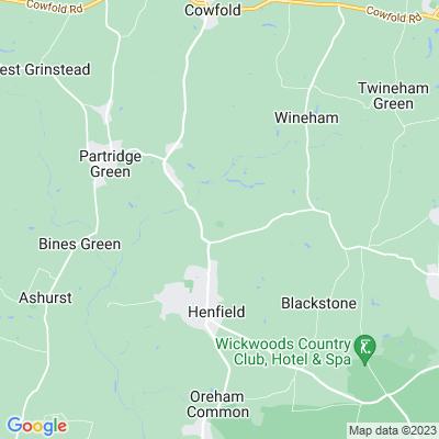 Chestham Park Location