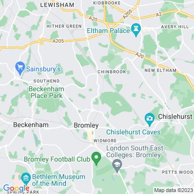 Plaistow Cemetery Location