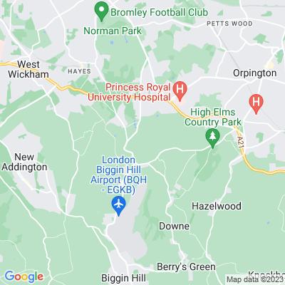 Holwood Park Location
