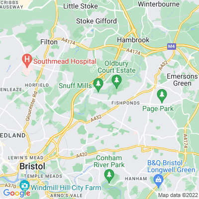 Glenside Hospital Location