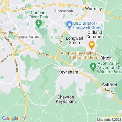 Durley Park House Location