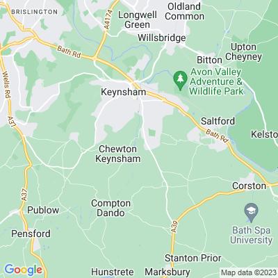 Chewton Place Location