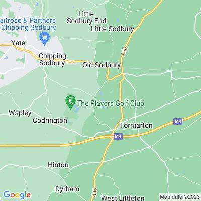 Dodington House Location