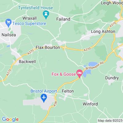 Barrow Court Location