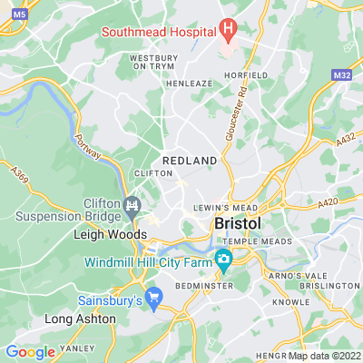 Bristol Homeopathic Hospital Location