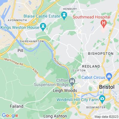 Bishop's Knoll, Bristol Location