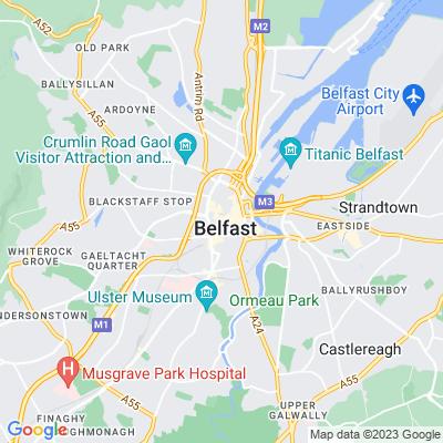Belfast Castle (Historic) Location
