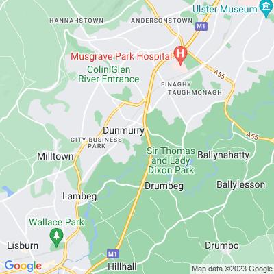 Glenburn Location