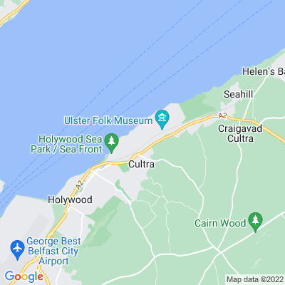 Cultra House Location