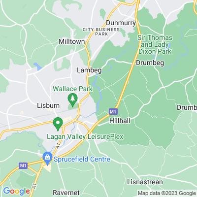 Hilden Location
