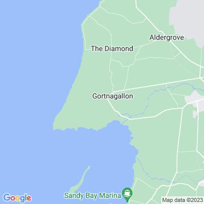 Langford Lodge Location