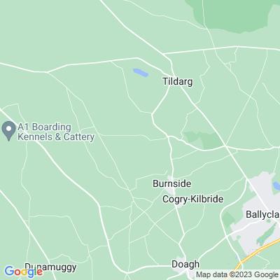 Drumnadarragh House Location