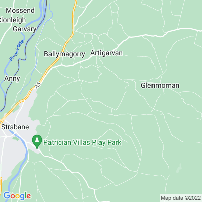 Holy Hill Location