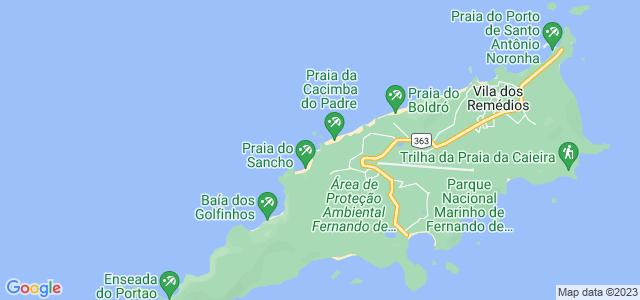 Baía dos Porcos, Fernando de Noronha, Pernambuco