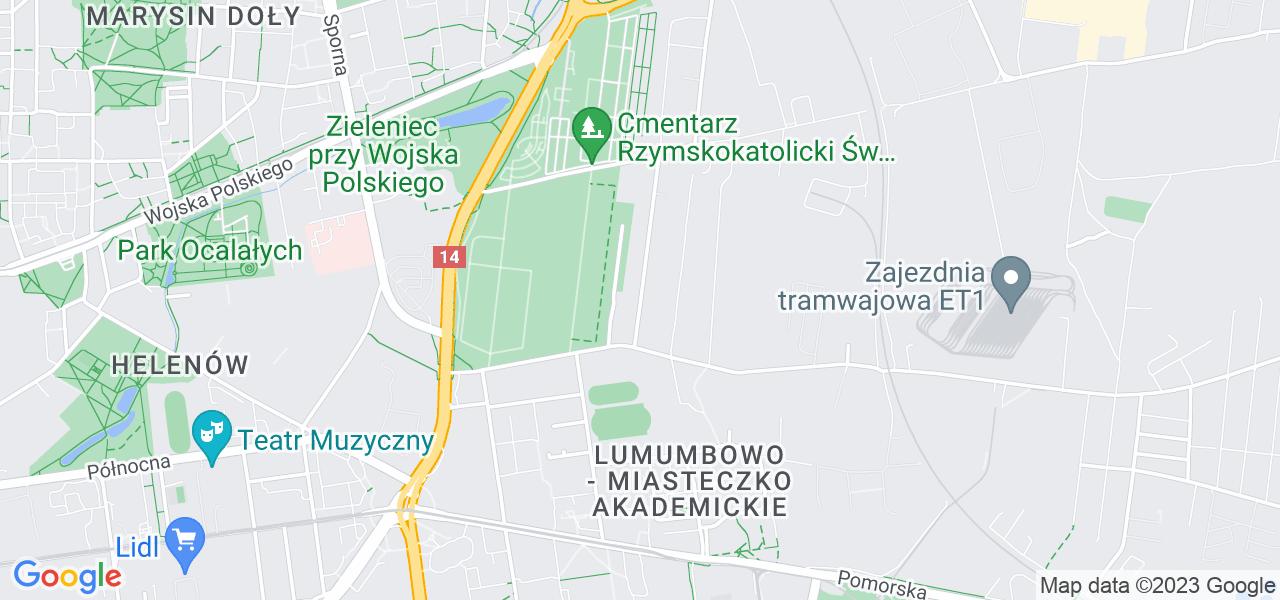 Osiedle Bałuty - Doły w Łodzi – w tych punktach ekspresowo wyślesz turbinę do autoryzowanego serwisu