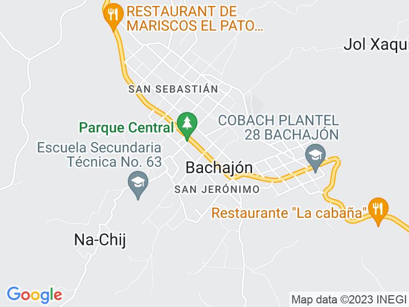Bachajón, Chiapas