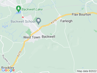 Road traffic accidents in Backwell