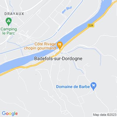 bed and breakfast Badefols-sur-Dordogne