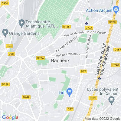 bed and breakfast Bagneux