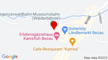 Google Map of Bahnhof 147, Bezau