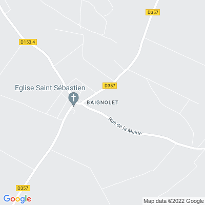 bed and breakfast Baignolet