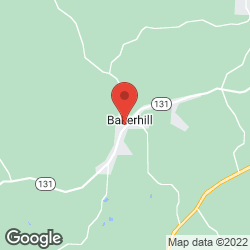 Baker Hill School on the map