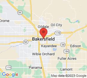 Job Map - Bakersfield, California  US