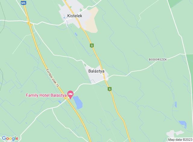Balástya