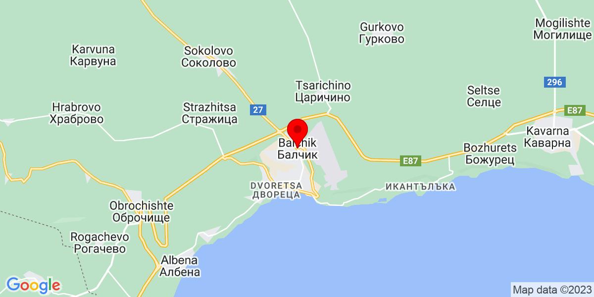 Haus kaufen in Balchik