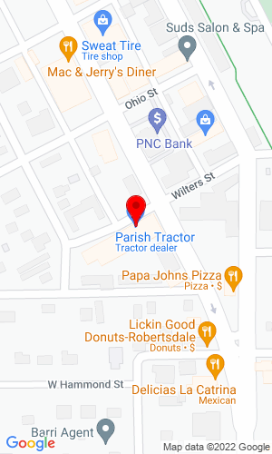 Google Map of Baldwin Tractor & Equipment 22463 State Highway 59 South, Robertsdale, AL, 36567