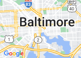 Open Google Map of Baltimore Venues