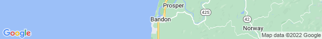 Map of OR