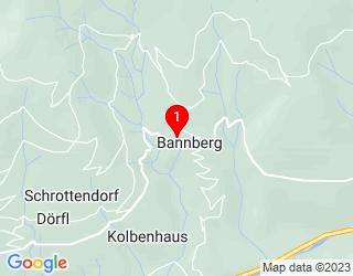 Google Map of Bannberg 42,9911 Assling