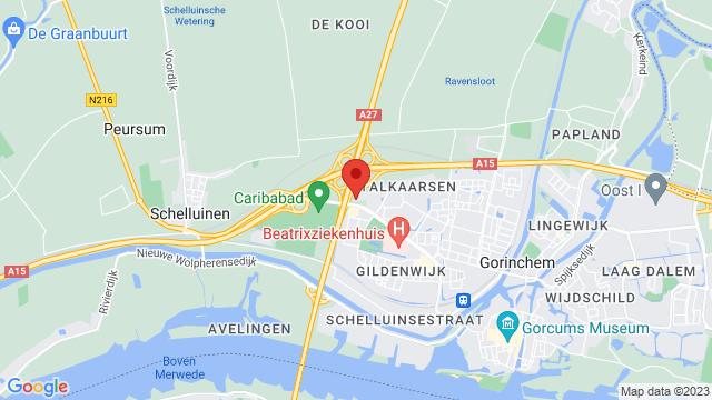 Audi+Gorinchem op Google Maps