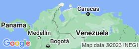 Barinas map