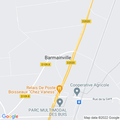 bed and breakfast Barmainville