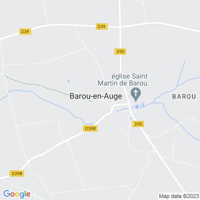 bed and breakfast Barou-en-Auge
