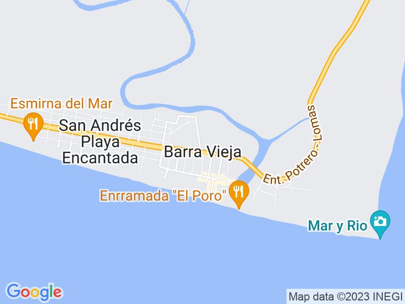 Barra Vieja, Guerrero