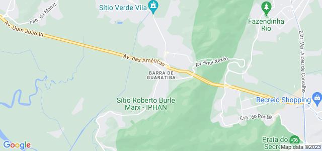 Barra de Guaratiba, RJ