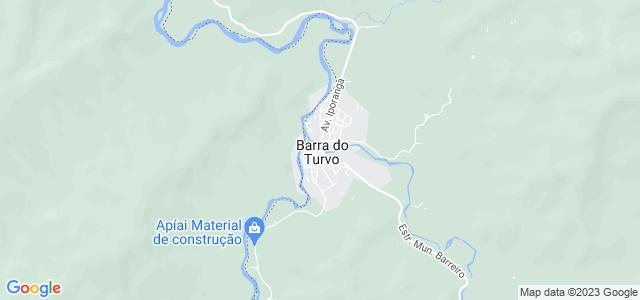 Barra do turvo, São Paulo - SP