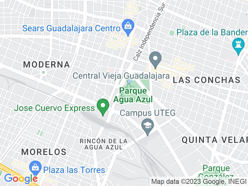 Base Aérea Militar No. 5, Jalisco