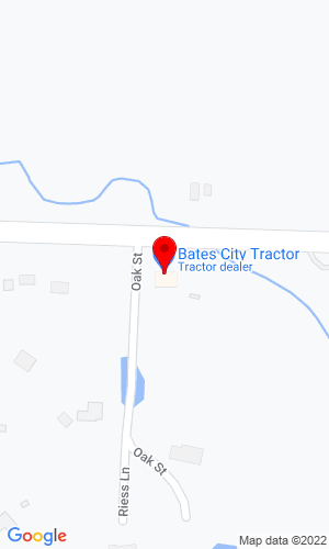 Google Map of Bates Tractor & Equipment 461 E Fenn Road, Coldwater, MI, 49036